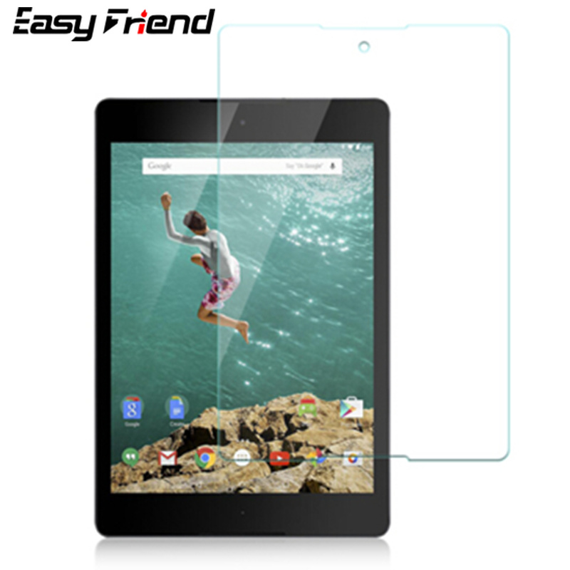 For Google Nexus 9 Nexus9 Tablet Protective Film Guard 9H 2.5D Tempered Glass Screen Protector
