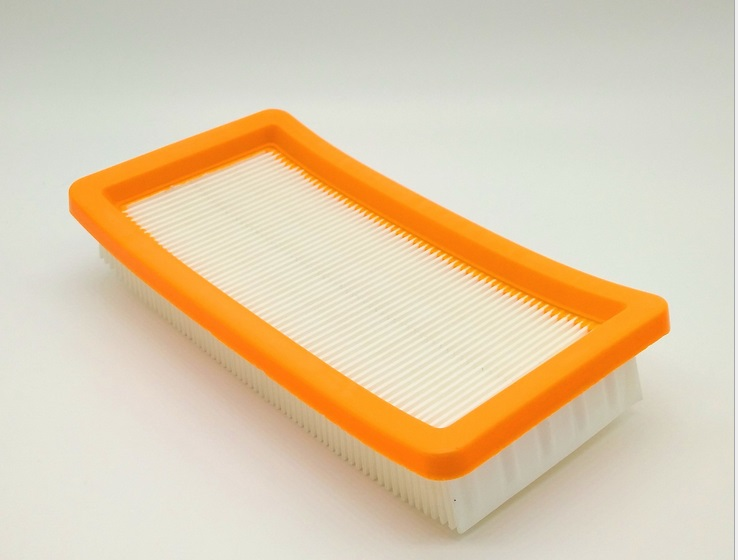 Washable Karcher Filter For DS5500,DS6000,DS5600,DS5800 Robot Vacuum Cleaner Parts Karcher 6.414-631.0 Hepa Filters