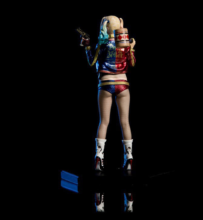 Tobyfancy DC Suicide Squad Harley Quinn 7 inch PVC Action Figure Harley Quinn Collection Model Toy