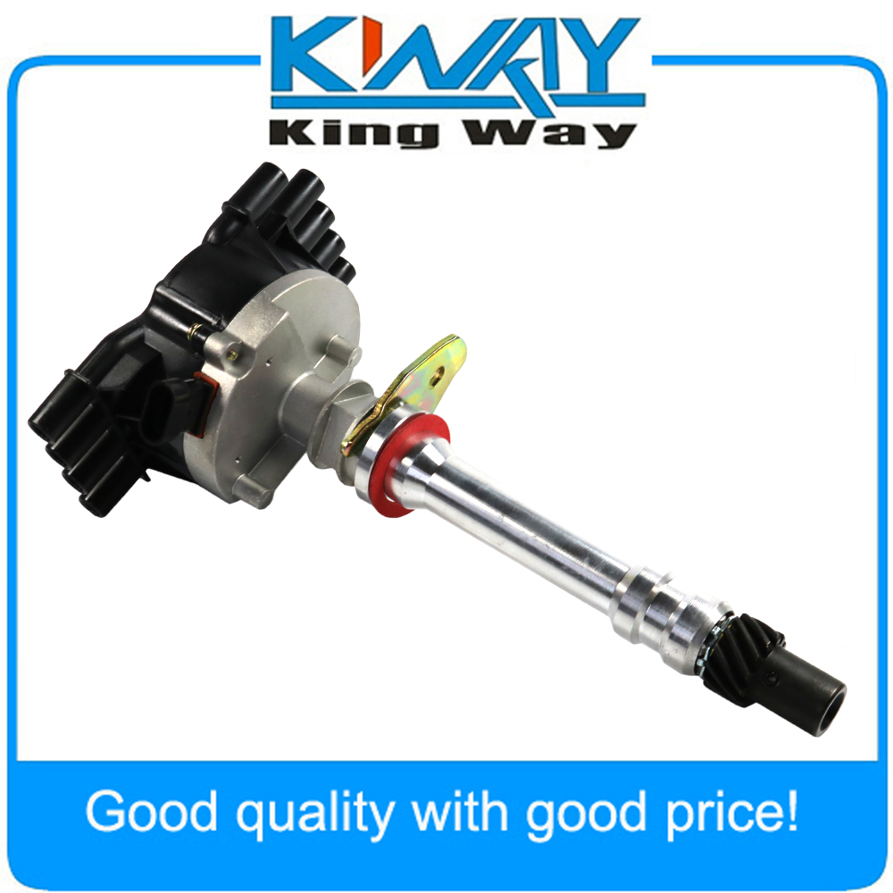 Ignition Distributor For GMC Cadillac Chevy V8 5.0L 5.7L 7.4L 12570425 93441558