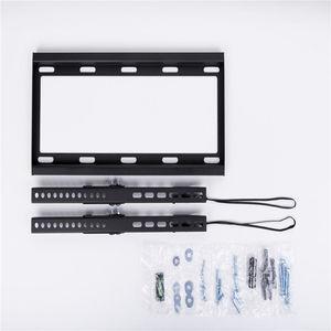"""Image 5 - Soporte de montaje en pared Universal para televisor LCD LED ultra HD, Plasma basculante, compatible con Max de 26 """" 55"""", 40KG de peso Vesa, 400x400mm"""