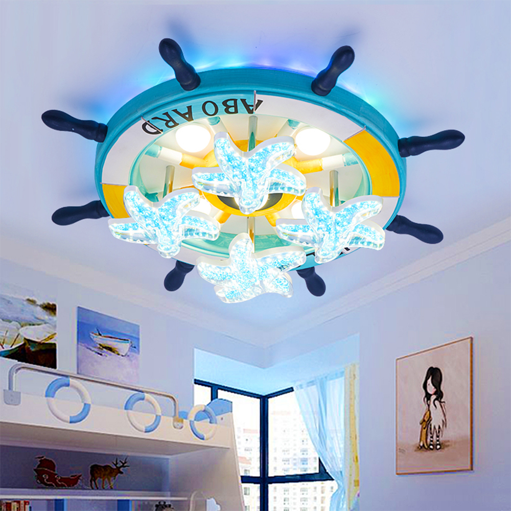 Kids bedroom ceiling lights - Hghomeart Baby Room Led Ceiling Lighting Bedroom Light Romantic Ceiling Lights Led 110v 220v Kids