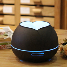 400ml Air Humidifier Essential Oil Diffuser Ultrasonic Cool Mist Maker Fogger with LED Aroma Lamp Electric Aromatherapy Diffuser electric aroma essential oil diffuser ultrasonic air humidifier aromatherapy humidificador diffuseur cool mist maker fogger 4445