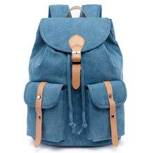 Для женщин и девочек ремень Холст Рюкзак Досуг школьные рюкзаки для подростков путешествия рюкзак дорожные сумки ежедневно рюкзак для девочек
