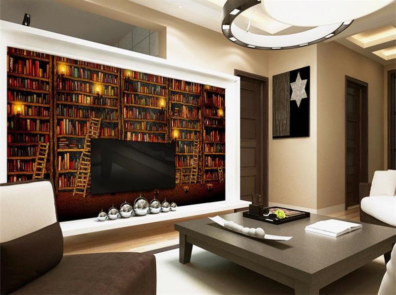 Bücherregal gemalt  Online Get Cheap Gemalt Bücherregal -Aliexpress.com   Alibaba ...