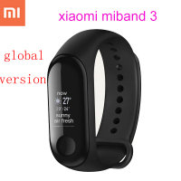 Original xiaomi mi band 3 mi band 2 global version smart bracelet wristband heart rate monitor fitness tracker xiao mi smartband