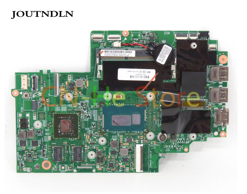 FOR Lenovo Thinkpad Yoga 14 Laptop Motherboard FRU 00HN602 SB20G54669 448.01110.0011 W/ i5-4210U CPU and <font><b>GT</b></font> <font><b>840M</b></font> image