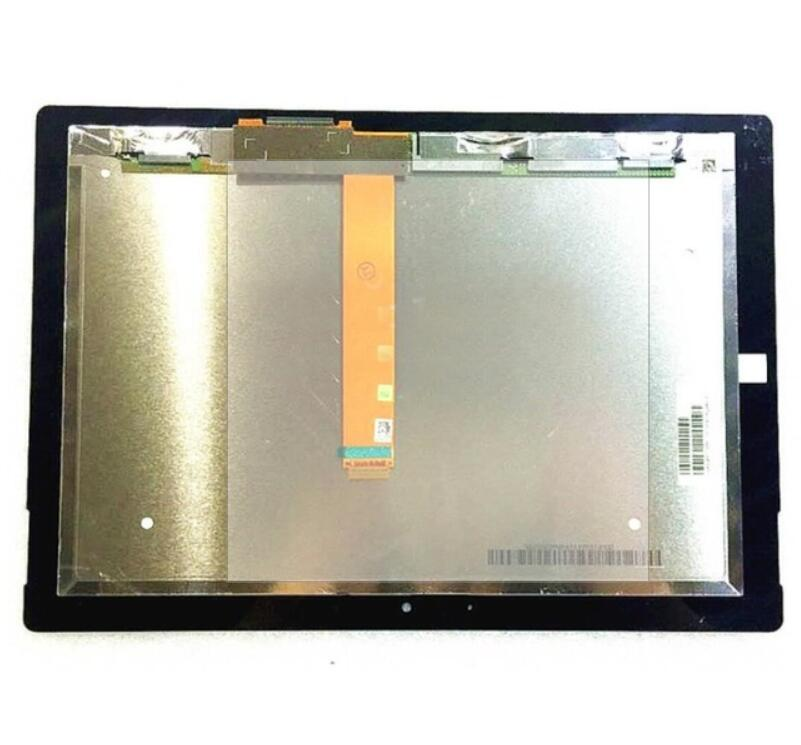 все цены на Linninfiled LCD Complete For Microsoft Surface 3 1645 lcd display touch screen digitizer glass replacement repair panel онлайн