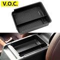 VOC genuíno VW tiguan caixa de armazenamento caixa de armazenamento caixa braço caixa braço especial posição original
