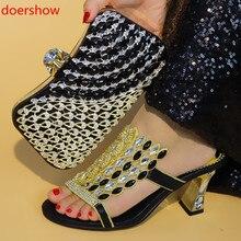 doershow Italian Shoes with Matching Bags Italian Design BLA