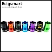 New Design 1 Metal aluminum alloy camo Drip Tips eGo 510 Drip Tips Mouthpiece for E Cigs RAD e cig Atomizer Vaporizer 2015 Hot