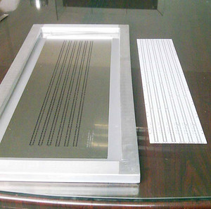 Image 5 - יצרן אל חלד pcb ההרכבה SMT סטנסיל PCB הלחמה הדבק חרוטים/לחתוך לייזר מדפסת