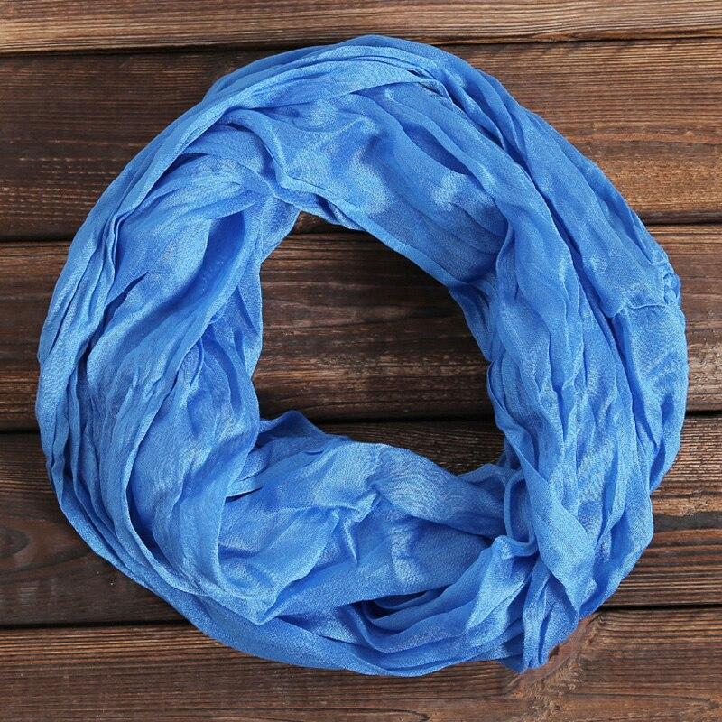 New Fashion Unisex Womens Ladies Men's Winter Circle Loop Cowl Infinity Scarf Snood Hijab Foulard Sjaal Scarves Wraps WJ8053