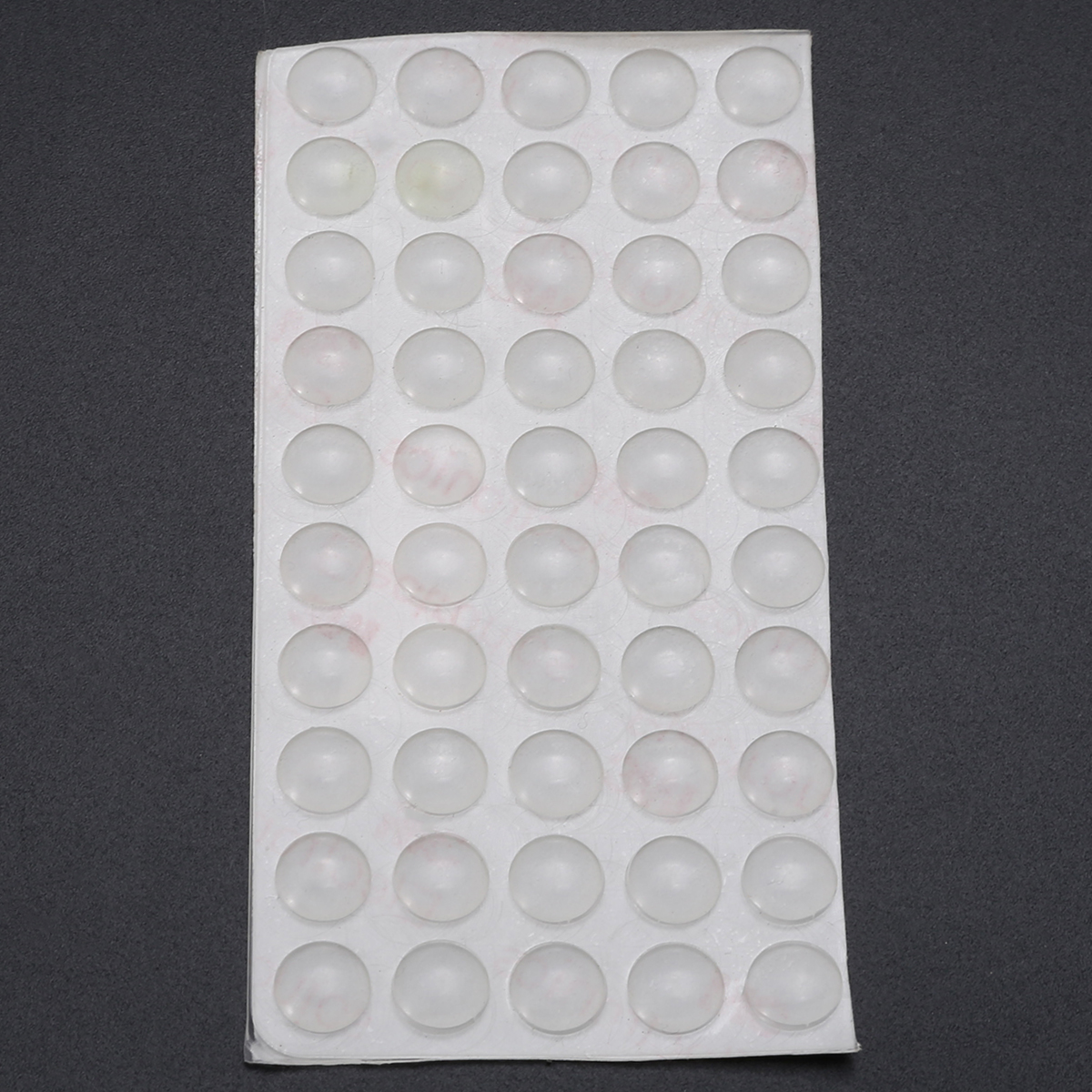 Shellhard 50pcs Self Adhesive Rubber Feet Pads Silicone