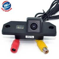 HD CCD especial coche vista trasera cámara de respaldo retrovisor cámara de estacionamiento para Ford Focus sedán | C-MAX | MONDEO