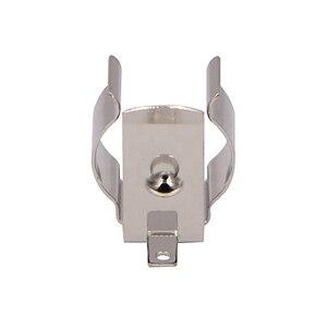 Image 2 - 5 יח\חבילה SMT SMD החלפה של Keystone 55 AAA סוללה קליפ, AAA סוללה מחזיק, AAA סוללה קשר
