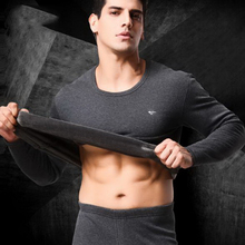 110210/ Men /Thermal underwear / Thickening / Velor / Set / Autumn / Winter / Youth /Clothing / Pants