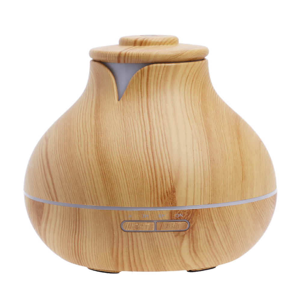 AU/EU/US Switch Plug Aromatherapy Essential Oil Diffuser Ultrasonic Cool Mist Aroma Air  ...