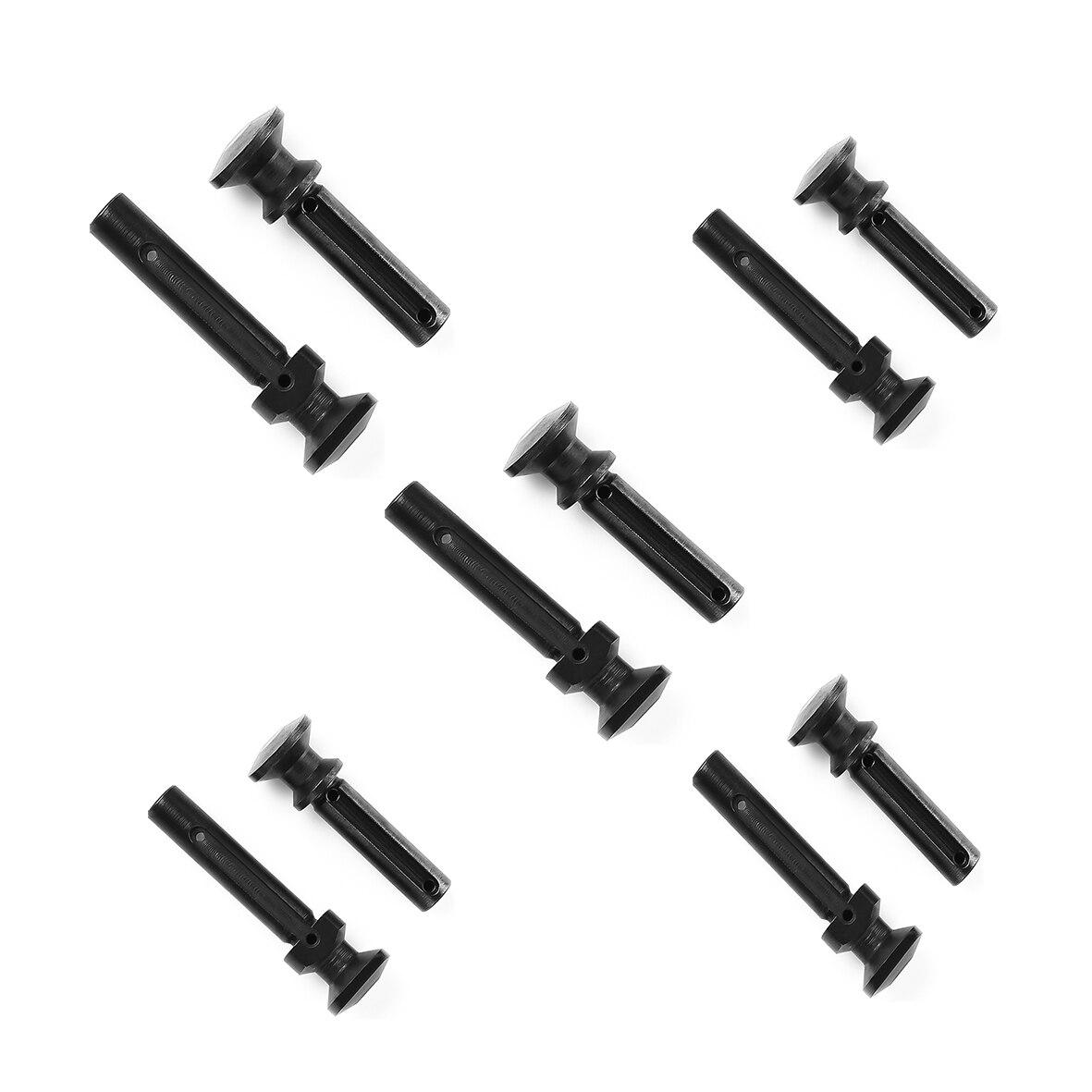 Magorui 5x ensemble Étendu Takedown Prendre des Épingles Pivot Pins. 223 5.56 Plus Sans Relief
