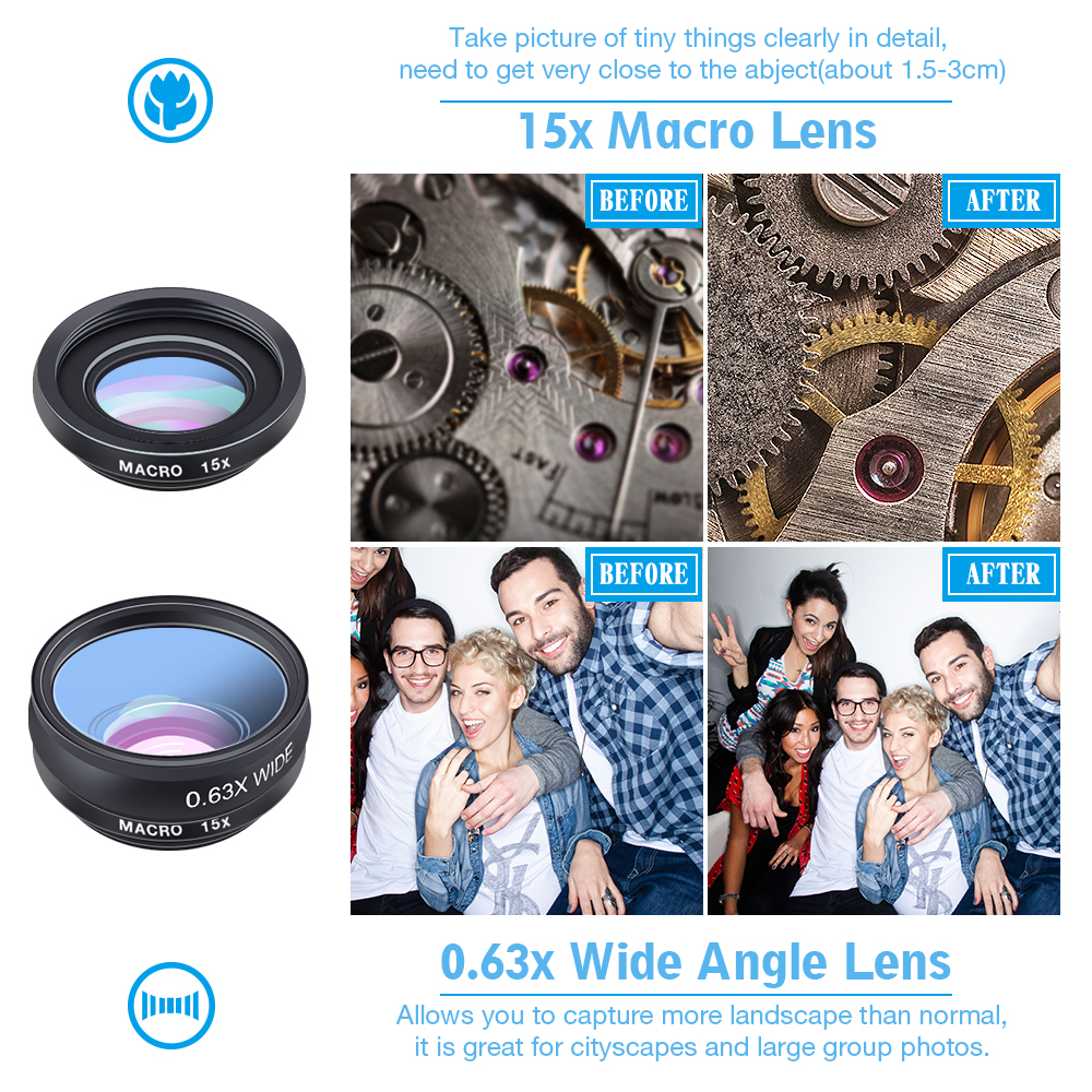 10 Different Lenses For Smartphone 3