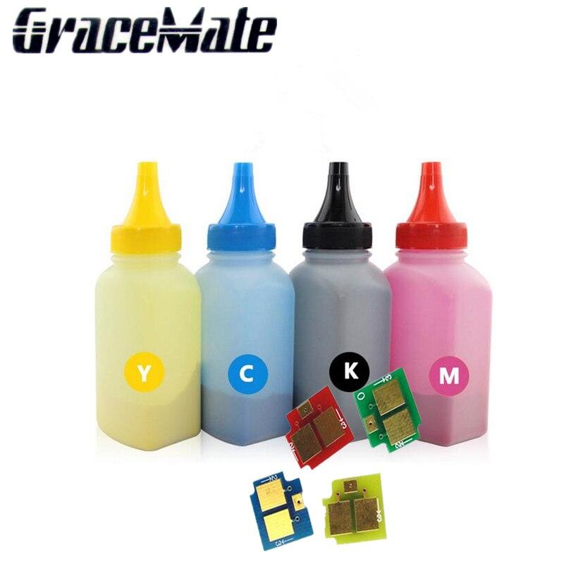 CE310 CE310A -313A 126A 126 Color Toner Powder with 4pcs chip