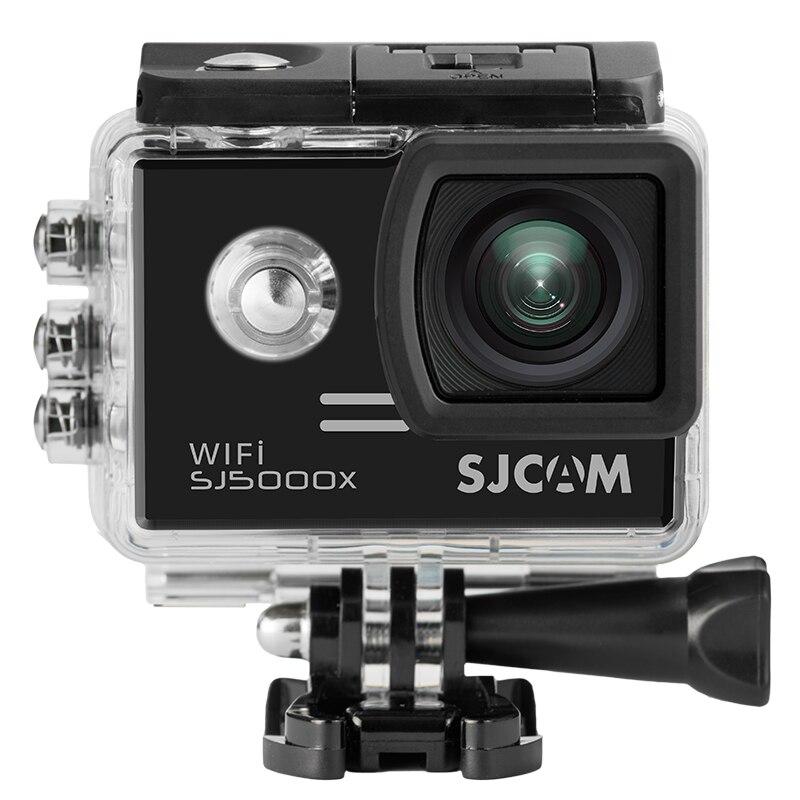 SJCAM SJ5000X 2.0 LCD caméra d'action étanche caméra d'origine 1080P HD 4K Sport DV caméra Sport Cam mini caméscope - 3