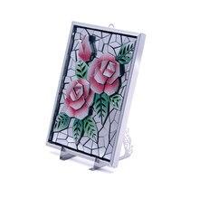 3d металлический пазл microworld «задействие роз» 3 шт Пазл