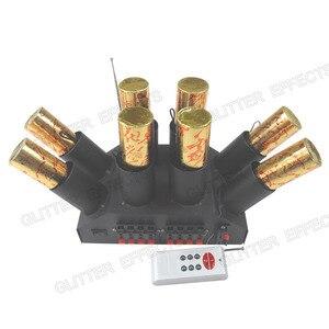 Image 2 - ELT08R 8 controle remoto canal esculpir fonte fria máquina de sistema de console para o casamento