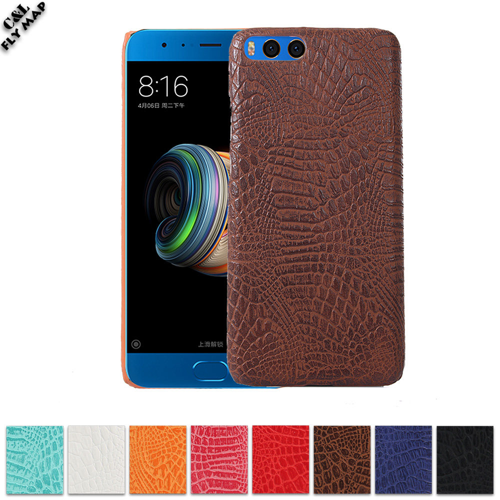 Crocodile Armor Case For Xiaomi Mi Note3 Note 3 Hard PC Protective Phone Cover Coque For Xiao Mi NOTE 3 mobile Phone Shell Bag