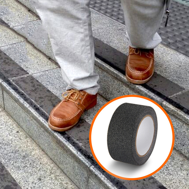 Superieur 5m/roll Hot Stair Treads Sticker Tape Bathroom Ceramic Tile Anti Slip  Stripe PEVA