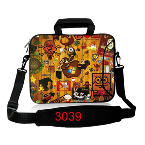 Image 5 - 13.3 15.6 17.3 inch Laptop bag 10 12 13 14 15 15.4 17.4 Notebook shoulder Bag for ipad/macbook air/pro/lenovo laptop accessories