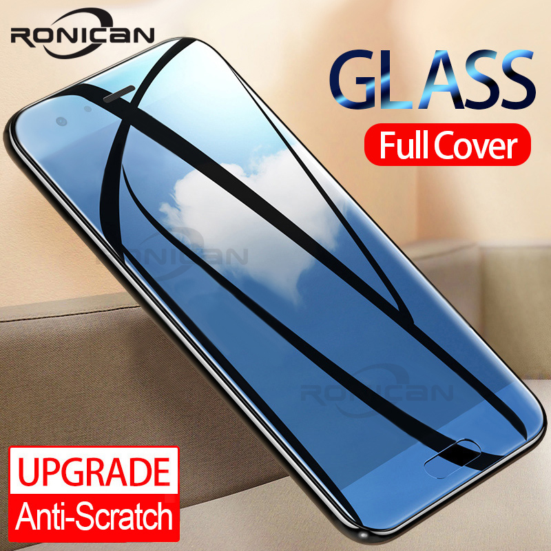 <font><b>3D</b></font> Full Curved Tempered <font><b>Glass</b></font> For Huawei P20 P20 Pro P20 Lite Screen Protector For <font><b>honor</b></font> 9 Lite <font><b>10</b></font> 8 Lite 2017 Protective Film image