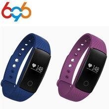Смарт-браслеты V05C часы-пульсометр удаленного Bluetooth Smart Браслет Шагомер Фитнес SmartBand напоминание