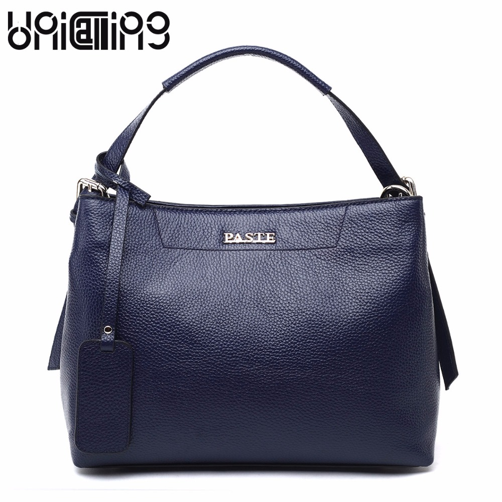 New style female genuine leather bags Simple leisure solid color All-match mini women shoulder bags cow leather women bag New style female genuine leather bags Simple leisure solid color All-match mini women shoulder bags cow leather women bag
