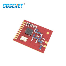 1pcs CDSENET 433M SI4463 E10-433MS 20dBm Long Range 1.8km SPI 433MHz rf Wireless Trasceiver Module
