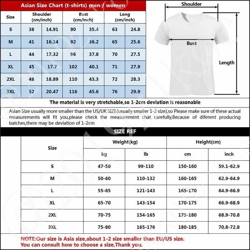 MICHELANGELO t-Shirt uomo t-Shirt Harajuku Divertente Stampa Maglietta Degli Uomini di Hip Hop 100% Cotone Streetwear Tee Shirt Homme Magliette e camicette tees s-3L