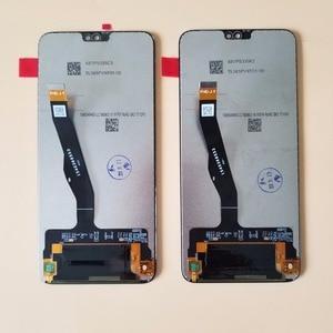 """Image 2 - חדש מקורי 6.5 """"עבור Huawei Honor 8X LCD תצוגת מסך מגע Digitizer עצרת עם מסגרת LCD + כלים"""
