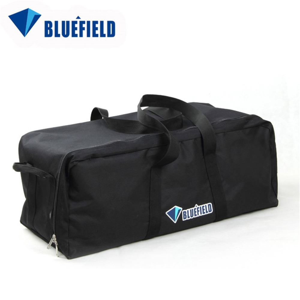 Bluefield 150 100L Large Cycling Hiking Camping Riding Travel Luggage Bags Backpack Luggage Waterproof Oxford Handheld Large Bag