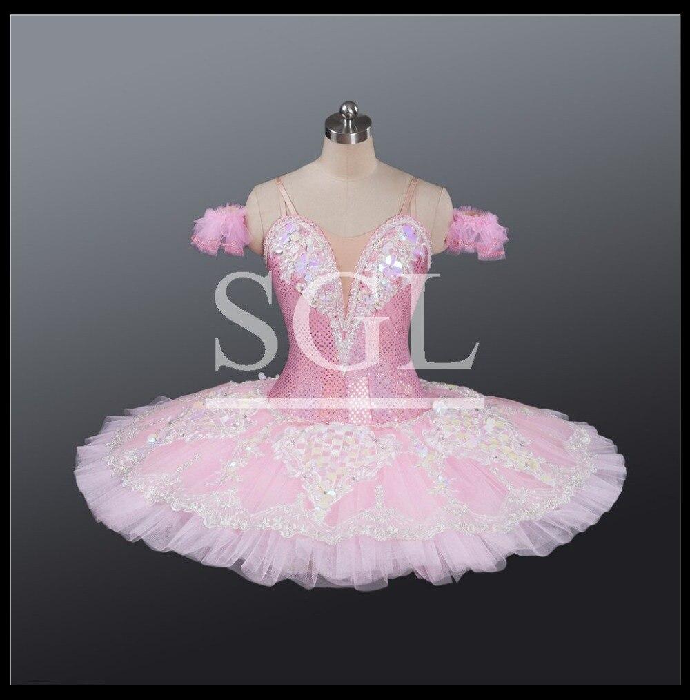 2016 новое поступление, бесплатная доставка, профессиональная балетная розовая юбка пачка для взрослых/девочек/детей, балетная блестящая юбк