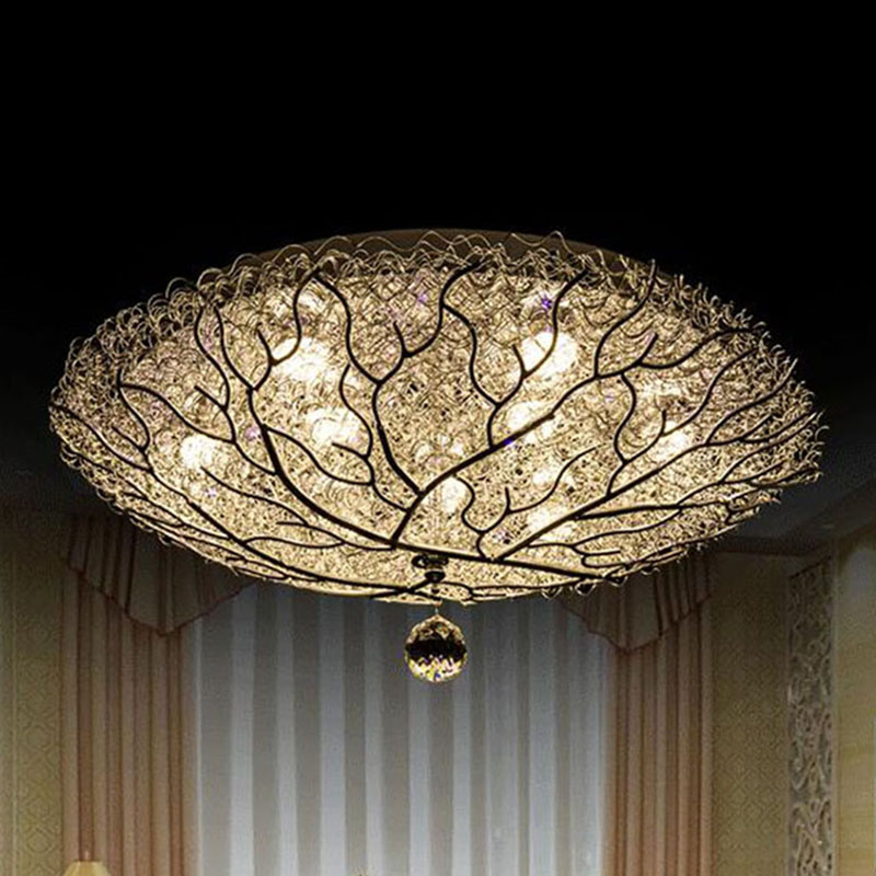 online get cheap sier crystal lamp -aliexpress | alibaba group, Deco ideeën