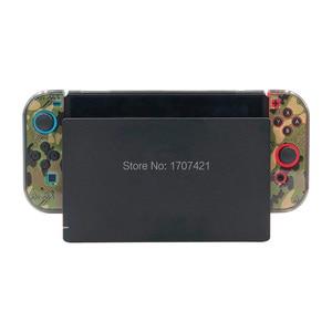 Image 5 - Nintendo anahtarı durumda koruyucu kapak Dockable kasası ile uyumlu Nintendoswitch konsolu ve JoyCon denetleyici
