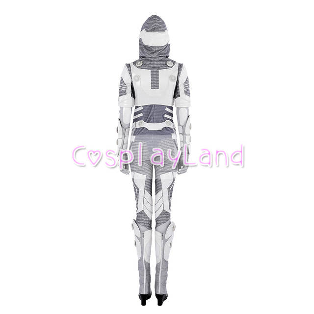 US $328 99  Ant Man and the Wasp Ghost Cosplay Costume Fancy Halloween  Costumes Adult Women Ant man 2 Ava Ghost Costume Custom made-in Movie & TV