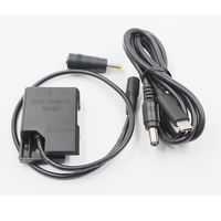 Pro USBC PD Fast Charger Cable 9V 3A EP 5A DC Coupler EN EL14 dummy battery for Nikon P7800 P7100 D5600 D5500 D5300 D5100 D3300