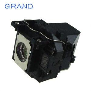 Image 4 - ELPLP57 Lámpara Compatible con carcasa para Epson EB 440W, EB 450W, EB 450WI, EB 455WI, proyectores GRAND