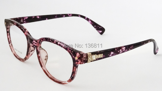 Factory Outlet Women Brand Designer Optical Frame Korea Design Optical Frame Quality TR90 Glasses Frame 6058