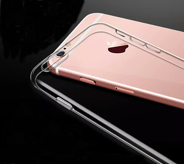 iphone 8 plus custodia trasparente