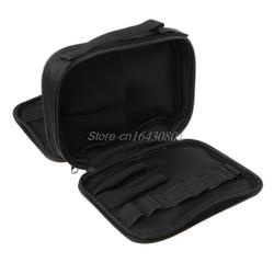 Kit de ferramentas de bolso de dois andares saco de ferramentas diy bolsa de transporte caso bolso s08 melhor qualidade atacado & dropship