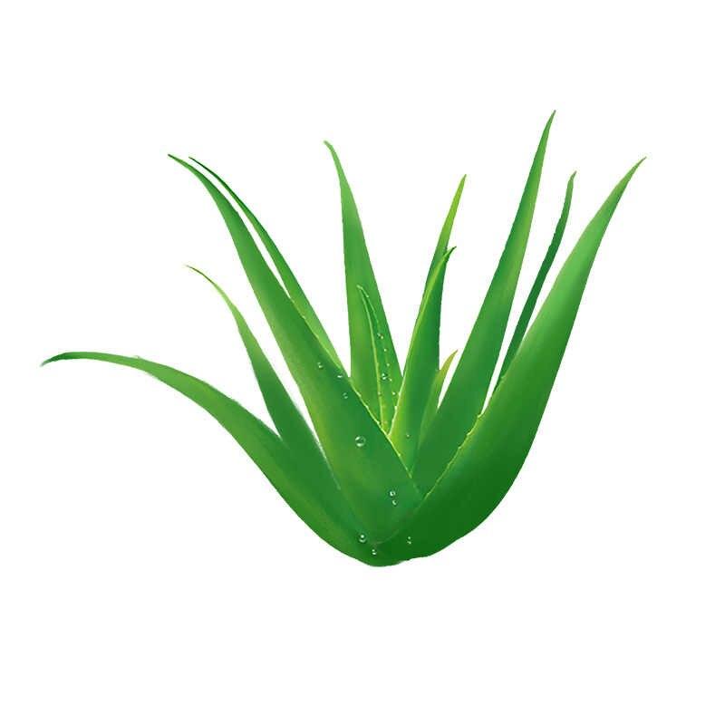 YOJA 20.4*15.4 CM kropelki wody Aloe kreatywny WC deska klozetowa naklejki wystrój pokoju główna naklejka T1-0880