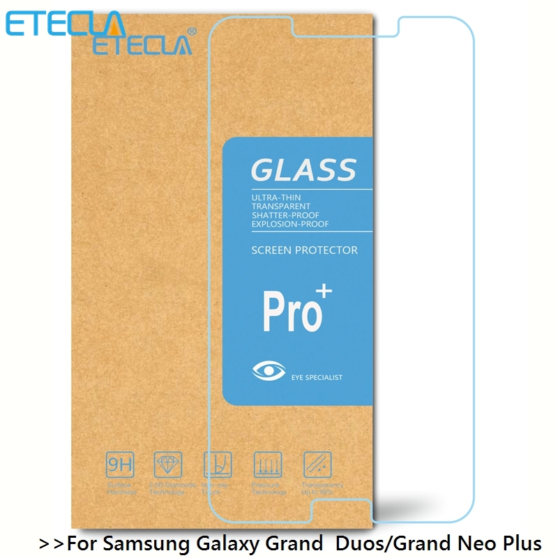 For Samsung Galaxy Grand Neo Plus Tempered Glass Samsung Grand Duos Glass I9080 I9082 I9060 I9060i I9062 Screen Protector