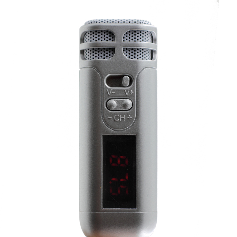 buy handheld fm wireless microphone for megaphone loudspeaker tour guide. Black Bedroom Furniture Sets. Home Design Ideas